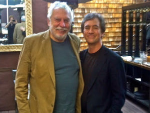 Kevin Kimberlin and Nolan Bushnel